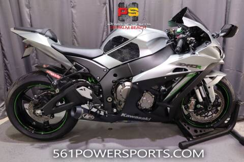 2018 Kawasaki Ninja ZX-10R ABS for sale at Powersports of Palm Beach in Hollywood FL