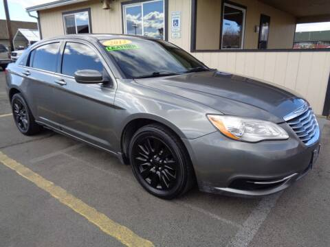 2012 Chrysler 200 for sale at BBL Auto Sales in Yakima WA