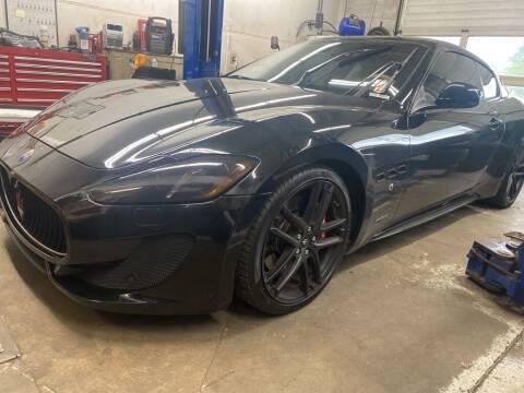 2015 Maserati GranTurismo for sale at Coast to Coast Imports in Fishers IN