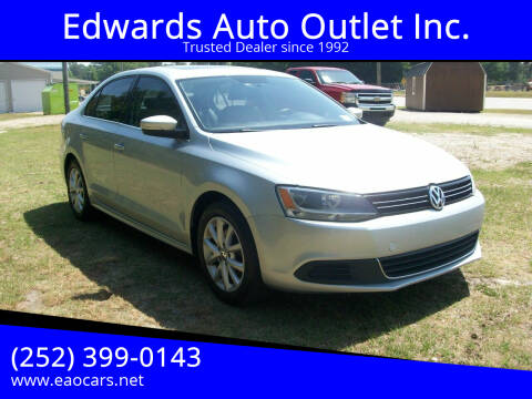 2014 Volkswagen Jetta for sale at Edwards Auto Outlet Inc. in Wilson NC