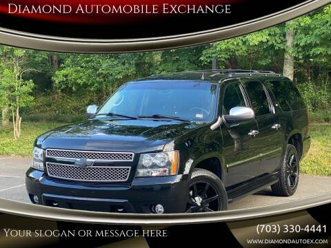 2013 Chevrolet Suburban for sale at Diamond Automobile Exchange in Woodbridge VA
