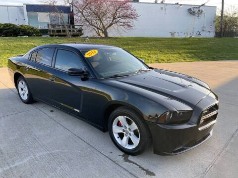 2013 Dodge Charger for sale at Best Buy Auto Mart in Lexington KY