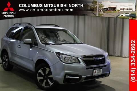 2017 Subaru Forester for sale at Auto Center of Columbus - Columbus Mitsubishi North in Columbus OH