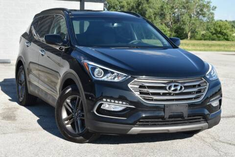 2017 Hyundai Santa Fe Sport for sale at Big O Auto LLC in Omaha NE