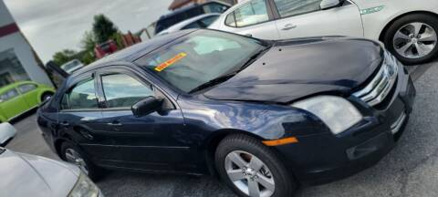 2009 Ford Fusion for sale at Adams Service Center and Sales in Lititz PA