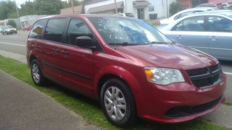 2015 Dodge Grand Caravan for sale at Lewis Used Cars in Elizabethton TN