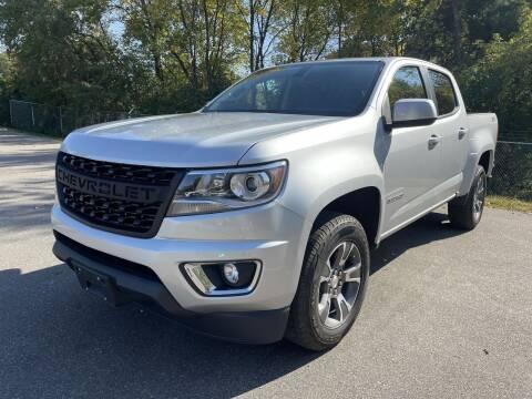 2017 Chevrolet Colorado for sale at Ace Auto in Jordan MN