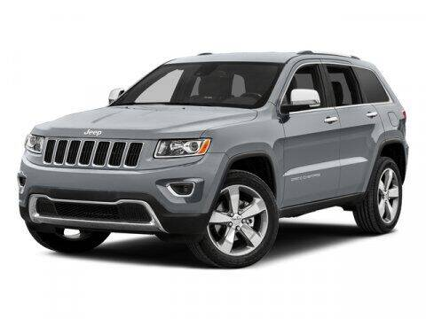 2015 Jeep Grand Cherokee for sale at BEAMAN TOYOTA in Nashville TN