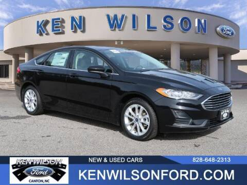 2020 Ford Fusion Hybrid for sale at Ken Wilson Ford in Canton NC