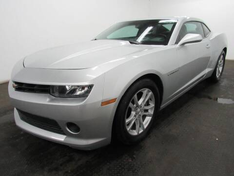 2014 Chevrolet Camaro for sale at Automotive Connection in Fairfield OH