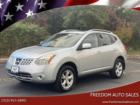 2008 Nissan Rogue for sale at Freedom Auto Sales in Chantilly VA