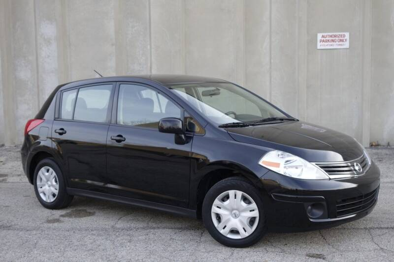 2011 Nissan Versa for sale at Albo Auto in Palatine IL