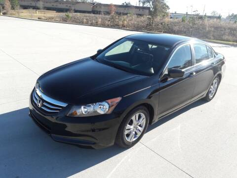 2012 Honda Accord for sale at Car Shop of Mobile in Mobile AL