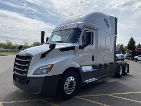 2018 Freightliner Cascadia