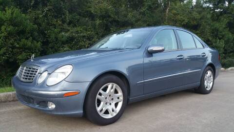 2004 Mercedes-Benz E-Class for sale at Houston Auto Preowned in Houston TX