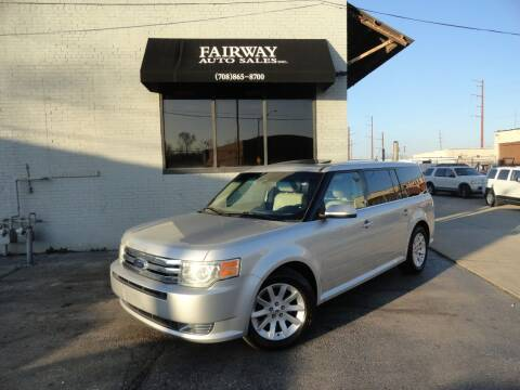 2009 Ford Flex for sale at FAIRWAY AUTO SALES, INC. in Melrose Park IL