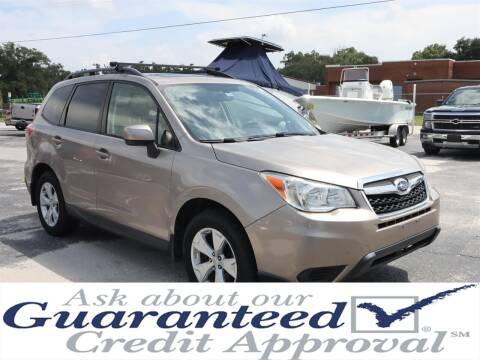 2015 Subaru Forester for sale at Universal Auto Sales in Plant City FL
