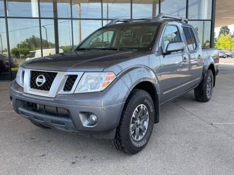 2017 Nissan Frontier for sale at South Commercial Auto Sales in Salem OR