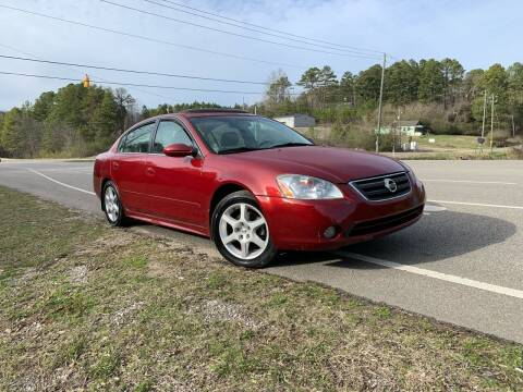 2004 Nissan Altima for sale at Anaheim Auto Auction in Irondale AL