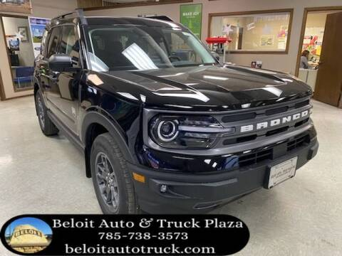 2021 Ford Bronco Sport for sale at BELOIT AUTO & TRUCK PLAZA INC in Beloit KS