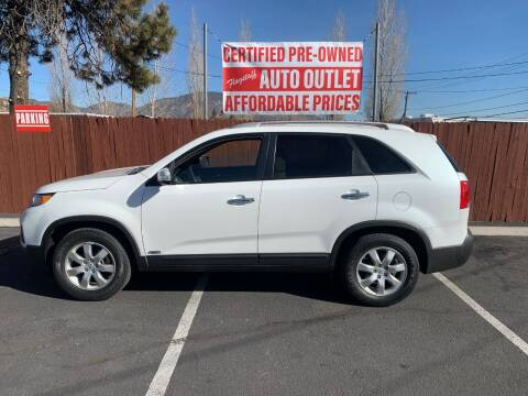 2012 Kia Sorento for sale at Flagstaff Auto Outlet in Flagstaff AZ