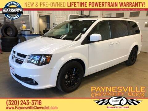 2019 Dodge Grand Caravan for sale at Paynesville Chevrolet - Buick in Paynesville MN