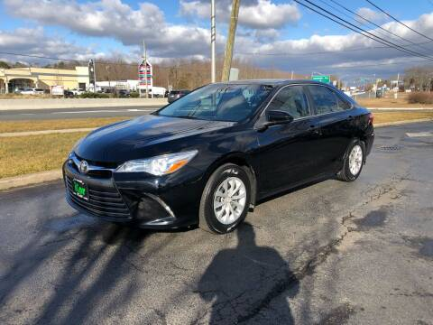 2017 Toyota Camry for sale at iCar Auto Sales in Howell NJ