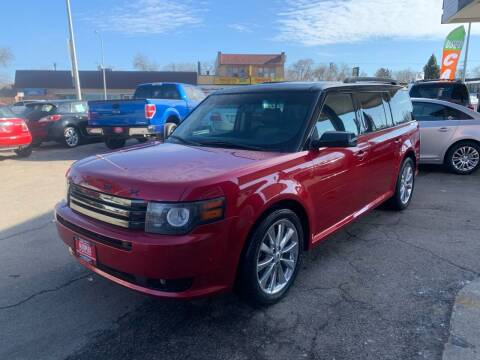 2012 Ford Flex for sale at Autoplex 3 in Milwaukee WI