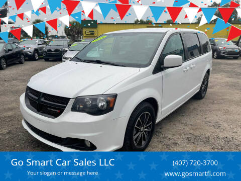 2018 Dodge Grand Caravan for sale at Go Smart Car Sales LLC in Winter Garden FL