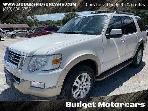 2010 Ford Explorer for sale at Budget Motorcars in Tampa FL