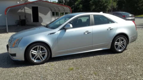 2013 Cadillac CTS for sale at MIKE'S CYCLE & AUTO in Connersville IN