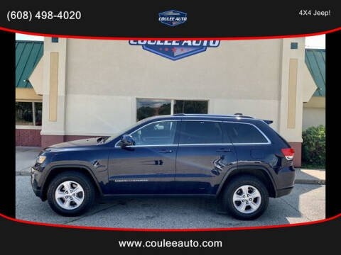 2014 Jeep Grand Cherokee for sale at Coulee Auto in La Crosse WI