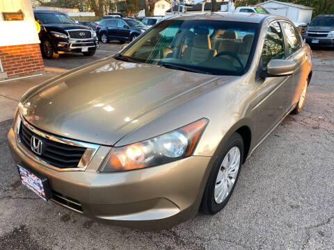 2009 Honda Accord for sale at New Wheels in Glendale Heights IL