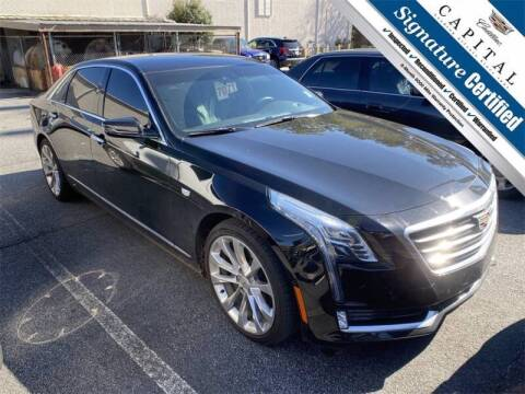 2018 Cadillac CT6 for sale at Southern Auto Solutions - Georgia Car Finder - Southern Auto Solutions - Capital Cadillac in Marietta GA