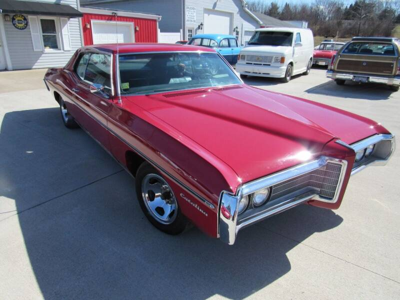 1969 Pontiac Catalina for sale at Whitmore Motors in Ashland OH