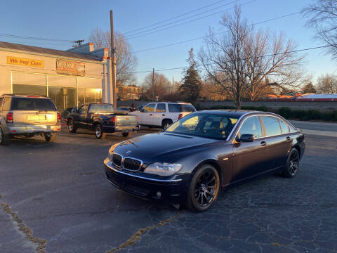2006 BMW 7 Series for sale at Mebane Auto Trading in Mebane NC