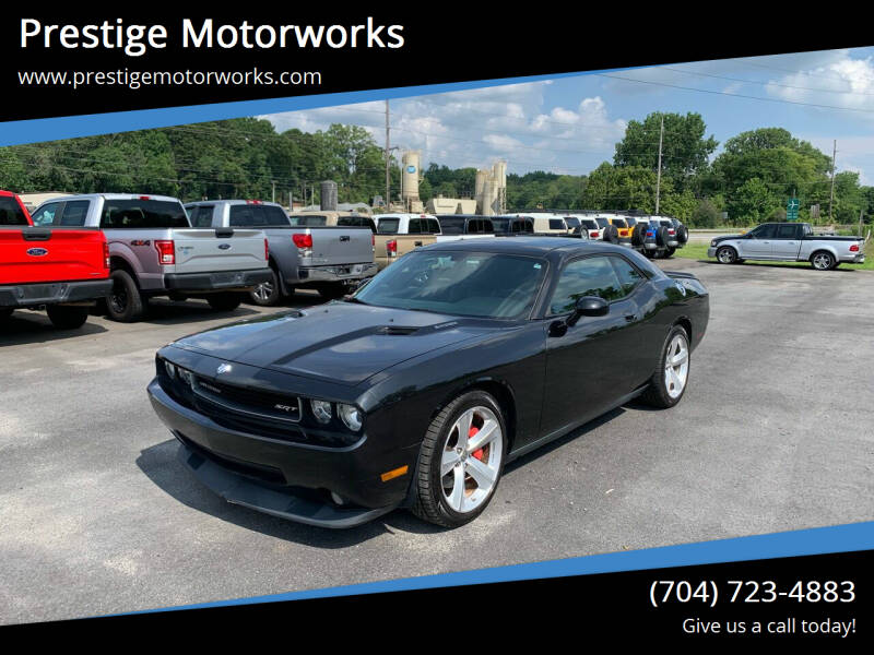 2010 Dodge Challenger for sale at Prestige Motorworks in Concord NC