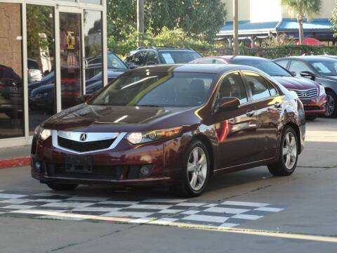 2010 Acura TSX for sale at Drive Town in Houston TX