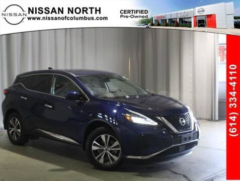 2020 Nissan Murano for sale at Auto Center of Columbus in Columbus OH