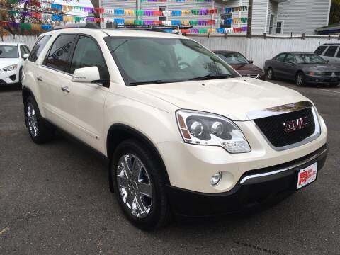 2010 GMC Acadia for sale at B & M Auto Sales INC in Elizabeth NJ