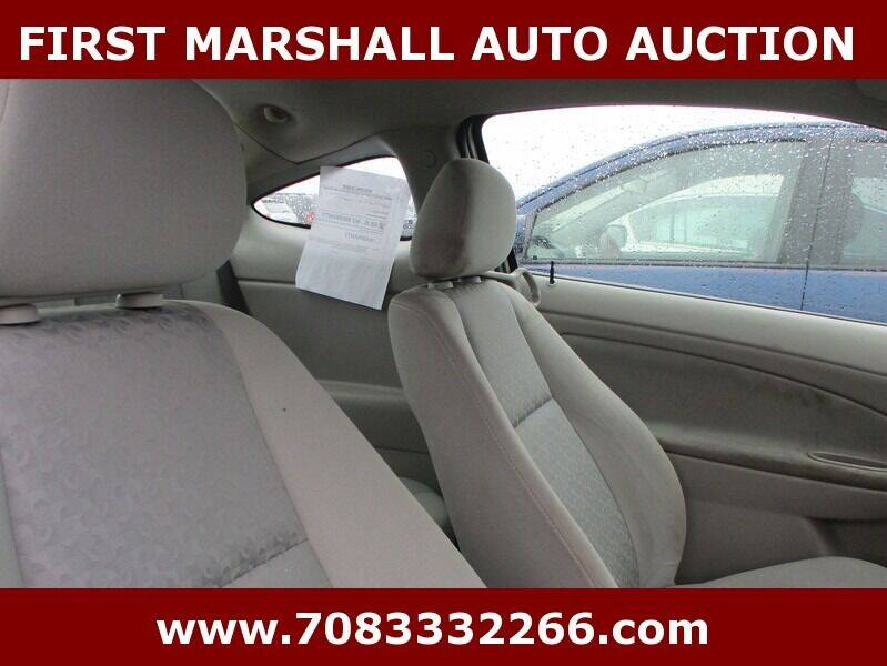 2007 Chevrolet Cobalt LS 2dr Coupe - Harvey IL