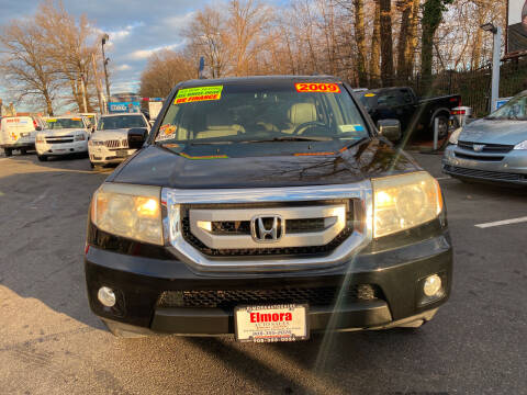 2009 Honda Pilot for sale at Elmora Auto Sales in Elizabeth NJ