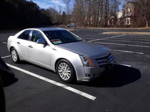 2008 Cadillac CTS for sale at JCW AUTO BROKERS in Douglasville GA