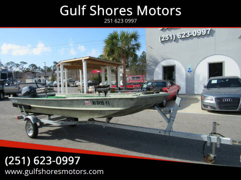 1997 WELD CRAFT WELD CRAFT for sale at Gulf Shores Motors in Gulf Shores AL