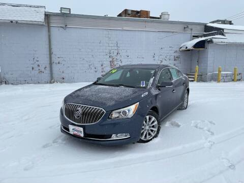 2014 Buick LaCrosse for sale at Santa Motors Inc in Rochester NY