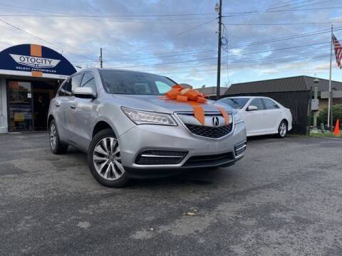 2014 Acura MDX for sale at OTOCITY in Totowa NJ