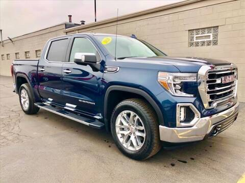 2020 GMC Sierra 1500 for sale at Richardson Sales & Service in Highland IN