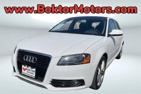 2011 Audi A3 for sale at Boktor Motors in North Hollywood CA