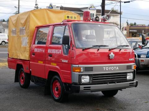 1988 Toyota Hiace for sale at JDM Car & Motorcycle LLC in Seattle WA