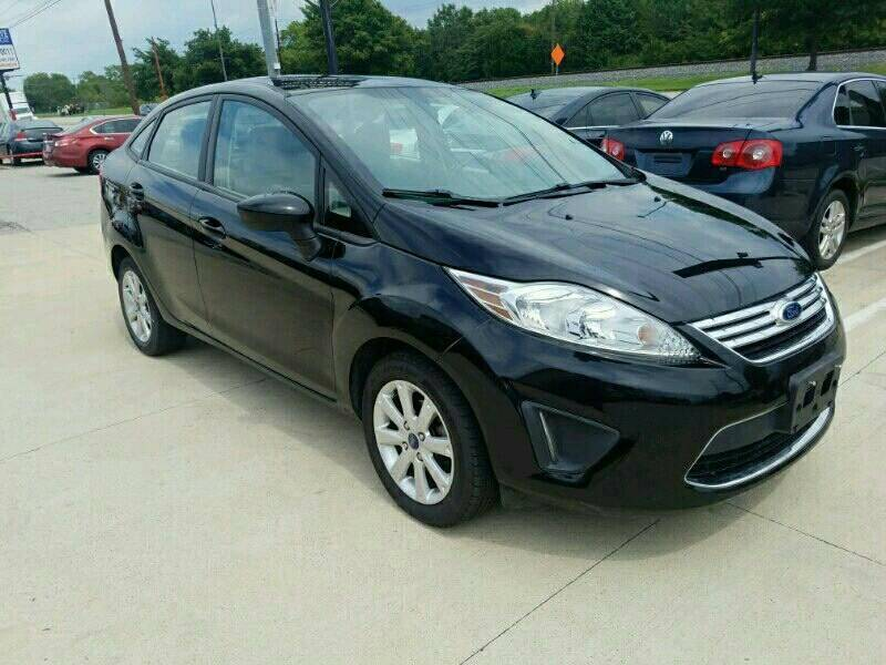 2012 Ford Fiesta for sale at TEXAS AUTO WEB LLC in Garland TX